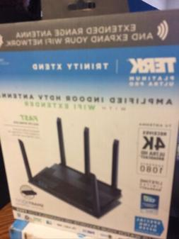 TERK Trinity Xtend Amplified Indoor HDTV Antenna with WiFi E