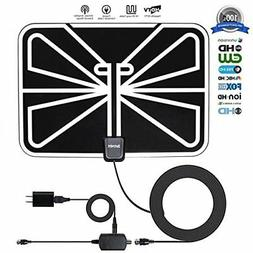 Antenna TV Digital HD, Skywire TV Antenna For Digital TV Ind