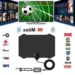 TV Antenna,  Indoor Digital HDTV Amplified Antennas Freeview