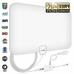 Vansky TV Antenna  Amplified Digital HDTV Antenna 65-90 Mile