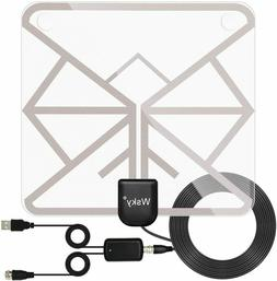 Wsky TV Antenna, Digital HD Antenna Indoor, HD Antenna for T