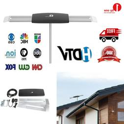 1Byone TV Antenna Freeview Outdoor 1080P HD Digital Signal A