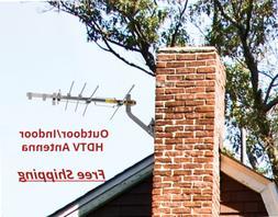 TV Antenna Outdoor Indoor RCA Satellite HD Indoor Attic Roof