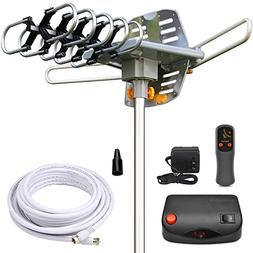 InstallerParts TV Antennas Amplified Outdoor HDTV Antenna 15
