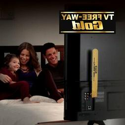 TV Free-Way Gold Portable Digital Antenna - Official Bulbhea