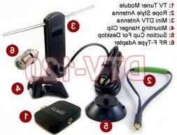 AllAboutAdapters Digital TV Tuner Receiver For Android-Based