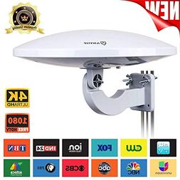 UFO 360° Omni-Directional Reception Outdoor TV Antenna 65 M