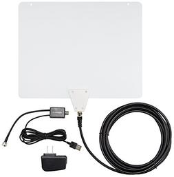 ultra thin indoor tv antenna