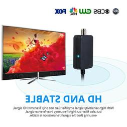 US HDTV Aerial Amplifier Signal Booster TV HDTV Antenna with