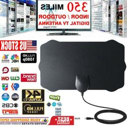 viewtv flat hd digital indoor tv antenna