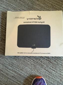 Vansky VS-TX04 Digital Amplified HD TV Antenna 65-80 Mile VH