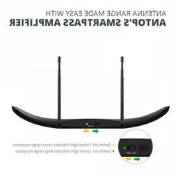 ANTOP WAVE Indoor TV Antenna Smartpass Amplified